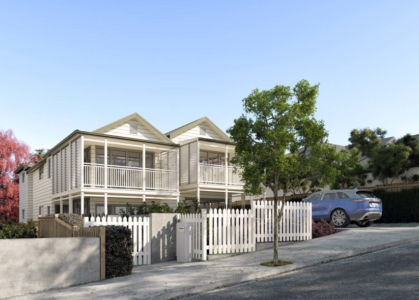 Thrupp Street – Neutral Bay